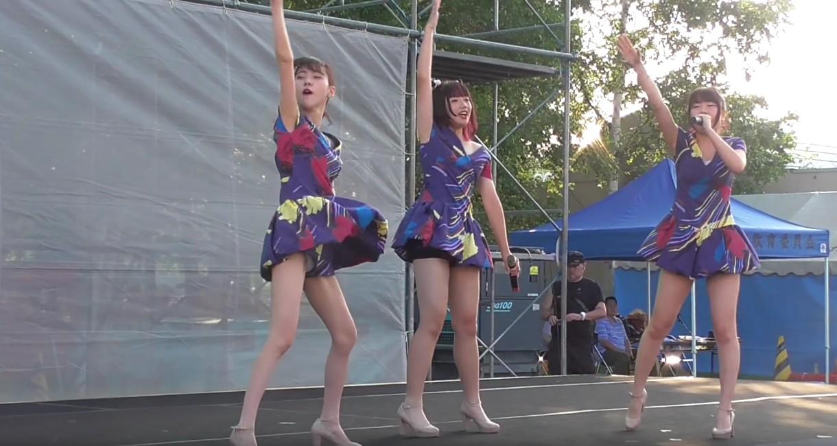 【MissCarat】北海道の美人アイドルが純白パンチラ! | ぱんつべ
