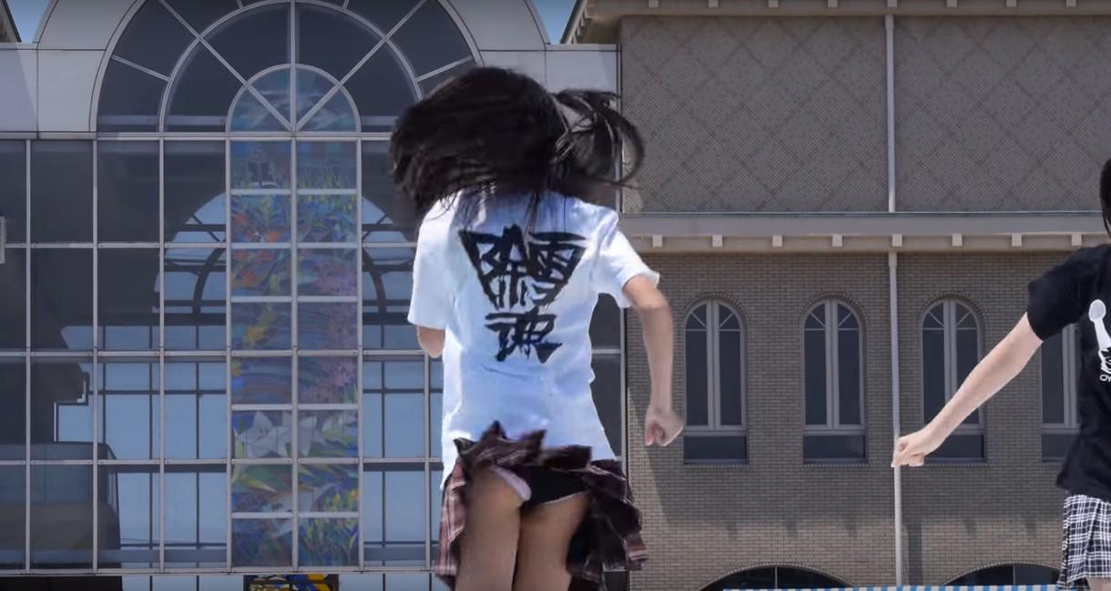 【おやゆびプリンセス】がっつりハミパンする神動画 | ぱんつべ